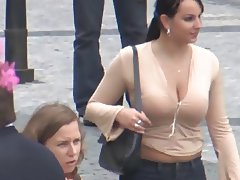 Candid - Busty Bouncing Tits Vol 4