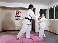 Pinay Karate Girl!