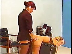 Erotic Strapping and Domination