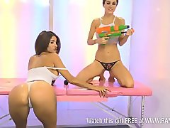Lori Buckby & Preeti Young together 2