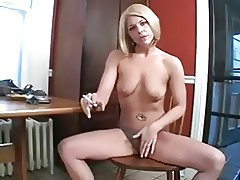 smoking MILF JOI