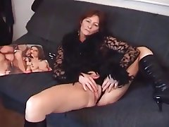 Mature woman and guy - 49