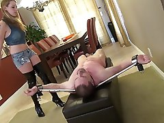 Lizzy's cruel whipping
