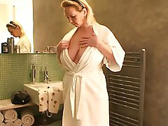 My fave big tit mature blonde 1