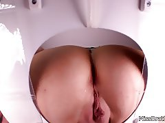 Clean Miss Whitney Morgan Dirty Pussy and Ass