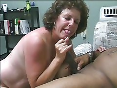 horny wife enjoys two hot guys