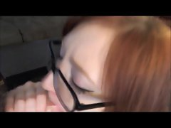 Hipster from 666dates.com sucking dick