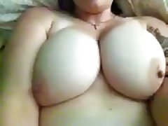 Big Tits & Phat Shaved Pussy