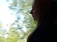 sexy hot teen on the other side while I was masturbating
