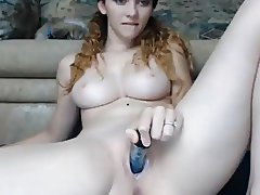 creamy dildo webcam show