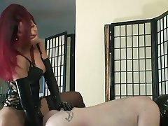 strapon mistress red hair