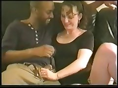 Hubby Films Wife With Black Guy