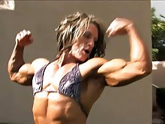 Dena Westerfield totally ripped
