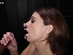 Gloryhole Secrets 32 loads of cum part 1