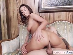 Busty rich babe Jada Stevens gets nailed