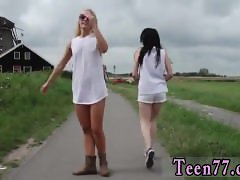 Double stuffed teen whore A crazy boat trip