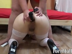 a big hole in the ass girlfriend