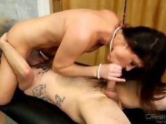 India Summer Massage With Great Final
