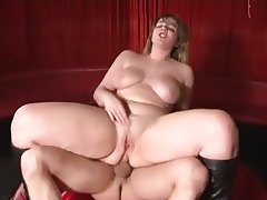 Marjorie - Fat Ass French Babe Analised