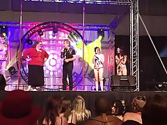 Sexpo South Africa Amateur Striptease Competition