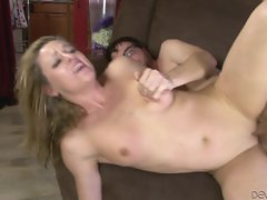 Amanda Blow Fucked By Stepbrother