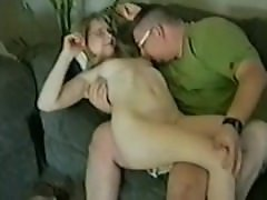 Ricquie from DreamNet playing around with husband and neighbor