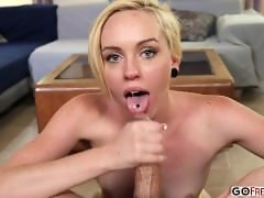 Miley May The Cutest BlowJob Ever