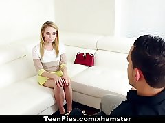TeenPies - A Creampie For A 5-Grand Bail Out