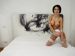 Anisyia Livejasmin PornMusicVideo colaboration with EvilOne