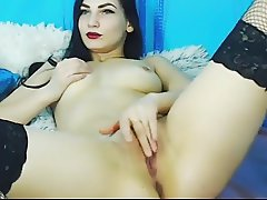 Hot Amature Cam Babe Play Her Cunt Till She Orgasm