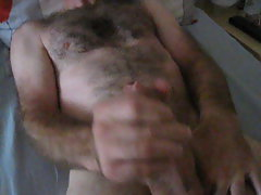 wife gives tickle and makes precum