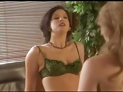 A FAVORITE LESBIAN VIDEO SCENE - NO.1