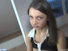 Young Teen Foxi Fucked