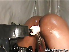 Ass Pussy Toy Show : Dripping Wet Pussy