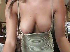 Amy Green large downblouse