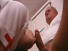 Filthy Old Fart Fuck Nurse