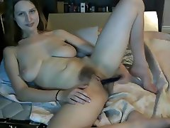 Sexy girl play with pussy
