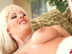 Blonde Holly Heart Fucked By BBC