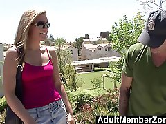 AdultMemberZone - Evelyn Hughes Seduced and Fucked