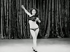 Vintage - Striptease Girl (1952)