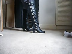 OTK boots to wear out daily