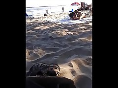 asian exhibitionist on oka's nude beach