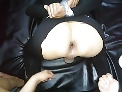 femdom and fisting & punch slave