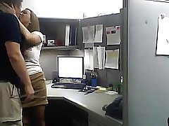 Hidden office sex