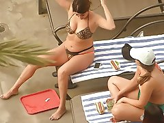 POOL WIVES 17 - Original Candid