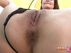 PervCity Mom ass licked and fucked