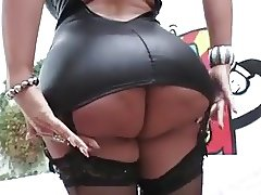 Sexy latina with big tits