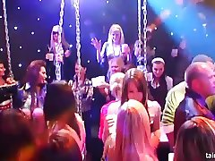 Hot pornstars taking large dicks at swinger party