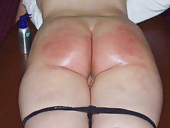 A Provocative Punishment (Spanking)