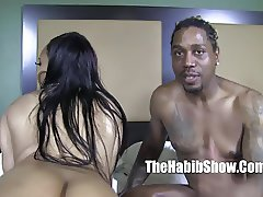 phat booty thick sexy lusty red banged by bbc king kreme